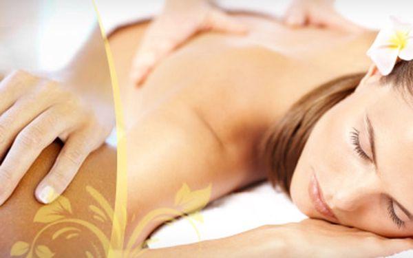 Hodinová masáž dle Vašeho výběru s až 59% slevou za pouhých 249 Kč! Odstraňte bolesti hlavy a zad, ztuhlost svalů a celulitidu pomocí příjemné a účinné metody. Správně zvolená masáž může Vaše tělo vrátit o několik let zpět! Jedna z masáží je i MANUÁLNÍ LY