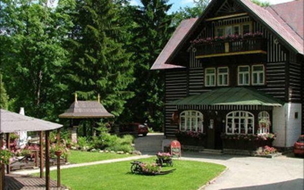 Fajn víkend v centru Špindlerova Mlýna za fajn cenu 2160 Kč. Pokochejte se krásou místní přírody a ušetřete 40 %.
