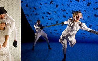 Festival MĚSTO V POHYBU 2011 - pořádané tanečním prostorem Kredance o.s. Festival plný tance pohody a nezapomenutelných zážitků Vám nabízí vstupenku na úžasné představení DOT 504 za pouhých 59Kč!!!
