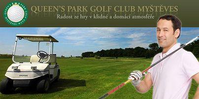 Queen´s Park Golf Club Myštěves