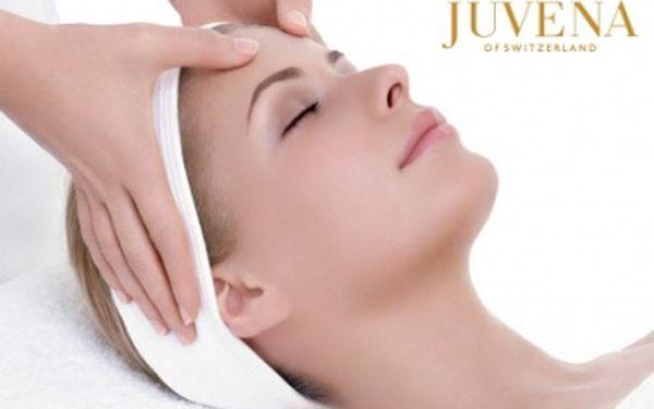 Profesionální kosmetické ošetření pleti špičkovou švýcarskou kosmetikou a ultrazvukem JUVENA, po níž bude Vaše pleť mladistvě svěžía Vy se budete cítit o několik let mladší.
