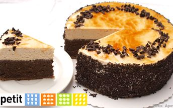 199 Kč (běžná cena 400 Kč) za celý dort o průměru 22 cm od vyhlášené cukrárny Apetit! Po zdejším vanilkovém nebo karamelovém dortu s čokoládou se každý den promění ve sladkou oslavu! Udělejte radost svým ratolestem na Den dětí!