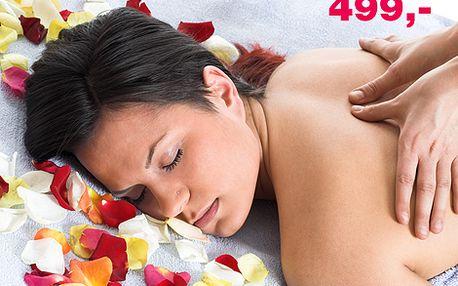 Hodinová masáž - výběr z klasické, sportovní nebo relaxační + 60 minut vakuová lymfodrenáž dolních končetin + 2x 0,5l carnitinový aktivační nápoj se slevou 74%!
