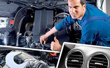 Připravte klimatizaci ve svém autě na letní vedra s chladivou slevou 51%. Vyžeňte letní žár z vašeho vozu.