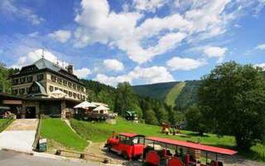 Letní relaxace ve Špindlu se slevou 50%
