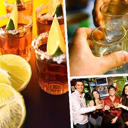 Zažijte chuť Mexika! To nejlepší z tequil a mezcalu ochutnáte jen s AukroCity. Vemte partu kamarádů a zúčastněte se jedinečné degustace s 50% slevou.