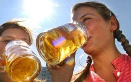 Jen 77 Kč za 5 točených piv, 2 párky v rohlíku a klubovou kartu (v hodnotě 299 Kč)! Žízeň je veliká! Zakončete výlet občerstvením na terásce s 84% primaslevou!
