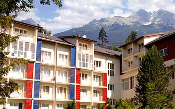 Útulný apartmán pro DVĚ osoby v srdci Tater na 4 nebo 5 dnů se snídaněmi, menu a wellness. Dovolená v top sezóně se slevou 64%.