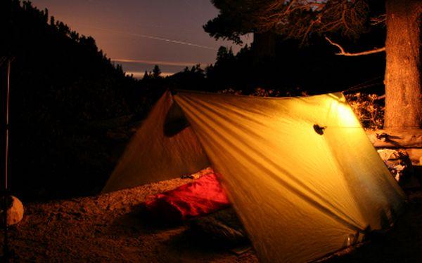 Posviťte si na 50% slevu - výkonná LED camping SVÍTILNA do vašeho stanu za 249 Kč namísto 499 Kč!