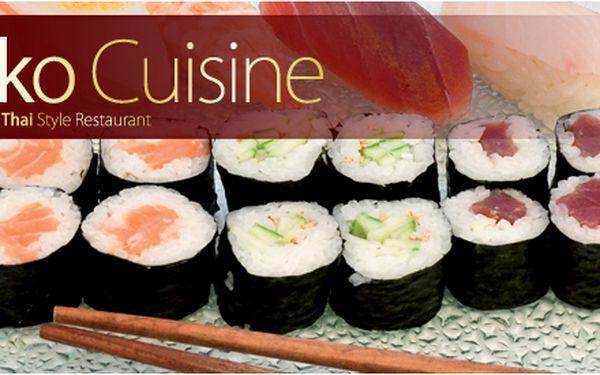 Special chef´s selection Sushi set za báječných 359,-Kč pro dvě osoby