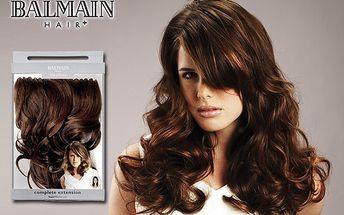 Závidíš lví hřívu celebritám? Už nemusíš, pořiď si krásné a sexy dlouhé vlasy! Dopřej si prodloužení vlasů firmou balmain!