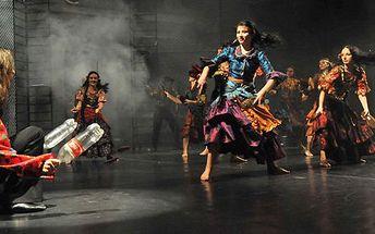 """99 Kč za vstupenku na taneční představení """"Cikánské kořeny/í"""". Úchvatné taneční představení v Severočeském divadle opery a baletu se slevou 55 %."""