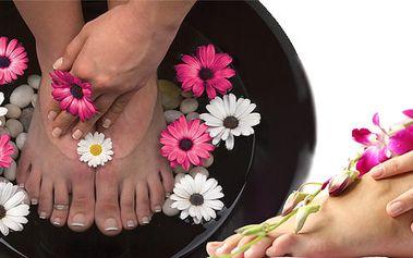 Klasická mokrá pedikúra pro Vaše nožky! Nechte si upravit nohy před sezónou a zbavte se tak staré kůže na patách! Skvělá cena za klasickou mokrou pedikúru v Brně!