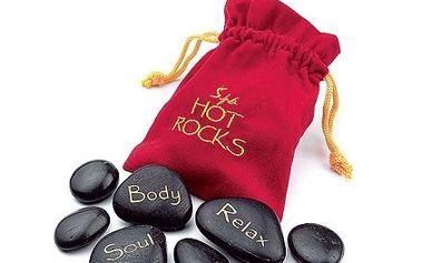 Získejte 9 masážních kamenů v luxusním hedvábném pytlíčku a to za pouhých 135 Kč! Kameny odstraňuje nervozitu, stres a nespavost! Dopřejte si se svým partnerem skvělou masáž v pohodlí vašeho domova s 50% slevou!