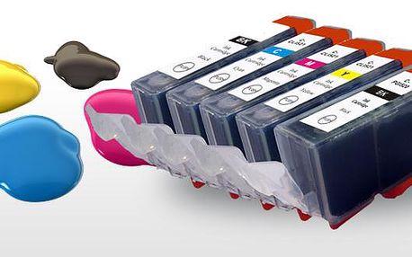Jen 179 Kč za sadu náplní s čipem do tiskárny CANON v internetovém obchodě BTshop.cz! Zakupte si sadu náplní canon v našem e-shopu a všechny Vaše dokumenty získají na kvalitě a Vaše fotografie a vzpomínky budou zachyceny s nevídanou ostrostí a jasem!
