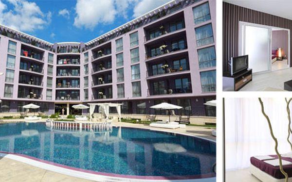 8 dní pro 2 (dosp.) + 2 (děti) v luxusním apartmánu Rainbow *** v termínu 14.6.-21.6.2011