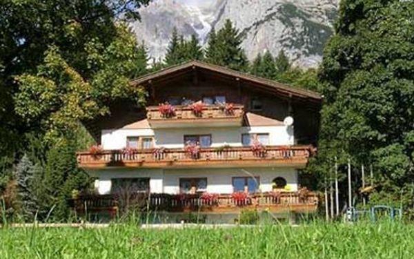 ŠTÝRSKÉ ALPY na 4 dny a 3 noci s polopenzí jen za 2397 Kč. Snídaně formou bufetu, tříchodové večeře a nádherné okolí Ramsau am Dachstein. Ideální místo pro milovníky aktivní dovolené!