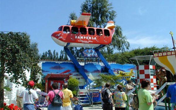 Výlet do německého zábavního parku Churpfalzpark za pouhých 890 Kč místo 1490 Kč!