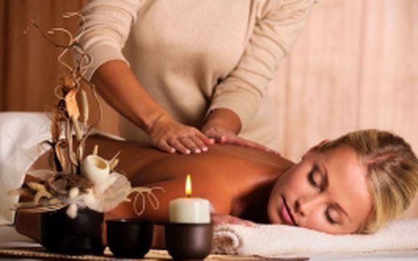 190 Kč za relaxaci a regeneraci pro Vás v podobě 55minutové masáže