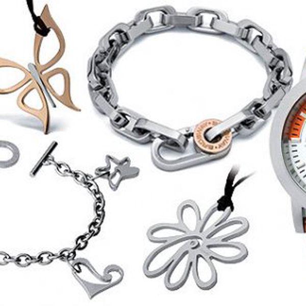 Sleva 51 % na luxusní šperky a hodinky světových značek. Brosway, Misaki, Toscow, Lancaster, Kidou !! Voucher za 495 Kč v hodnotě 1000 Kč. On line shop Diamonds & Pearls se již těší na Vaše objednávky.