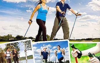 Naučte se správnou techniku Nordic walkingu s 60% slevou ve specializované škole v Brně. Není chůze jako chůze!