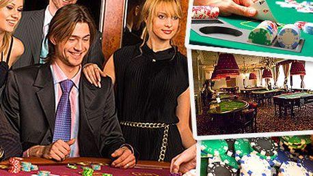 Ovládněte poker face i spoustu jiných triků ve škole pokeru. Výuka pokeru s profesionálním krupiérem a k tomu něco navíc jen za 340 Kč.