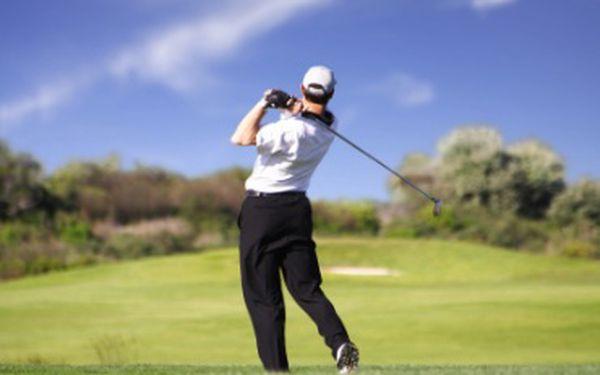 Golf & wellness pobyt