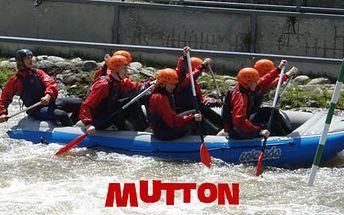 Zážitkový rafting v Areáli vodného slalomu v Liptovskom Mikuláši s foto a video dokumentáciou len 24€. Pokorte náročnú obťiažnosť umelého kanála so zľavou 51%!