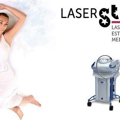 Trvalá a bezbolestná epilace v ordinaci laserové a estetické medicíny! Prvotřídní stroje! Již žádné neodborné zákroky, díky Platformě StarLux 500 snížíme i počet opakování!!! Využijte tuto slevu dokud můžete! A hlavně, u nás nevadí ani opalování jako u os