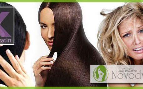 Nebaví Vás každodenní zdlouhavé žehlení vlasů s krátkodobým efektem? Máme pro Vás řešení! Využijte jedinečnou možnost vyhlazení vlasů aplikací brazilského keratinu s několikaměsíčním účinkem, navíc se slevou 50%!