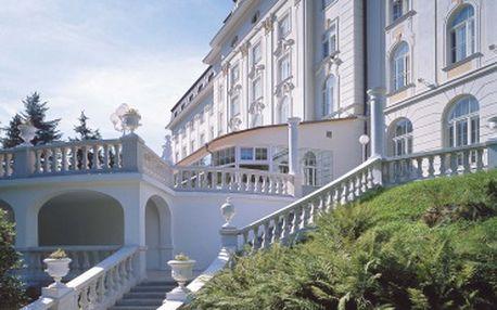 Pobyt Relax Exclusiv v hotelu Radium Palace