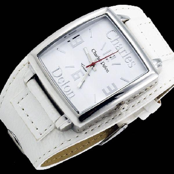 Supermódní dámské hodinky Charles Delon - nejprodávánější model 2011!