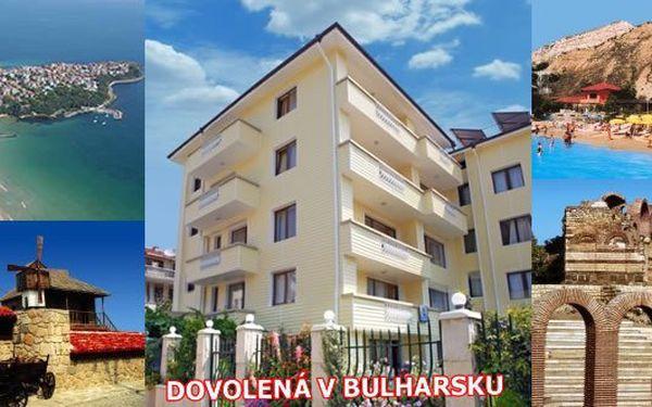 SUPER LAST MINUTE na 8 denní letecký zájezd do BULHARSKA s CK Parkam. Nabízíme vám na velmi oblíbený PENZION VLADIMIROV 2** v PRIMORSKU jen za 7308Kč v termínu 17.06.-24.06.2011. Speciální dětská cena 4.990 Kč!