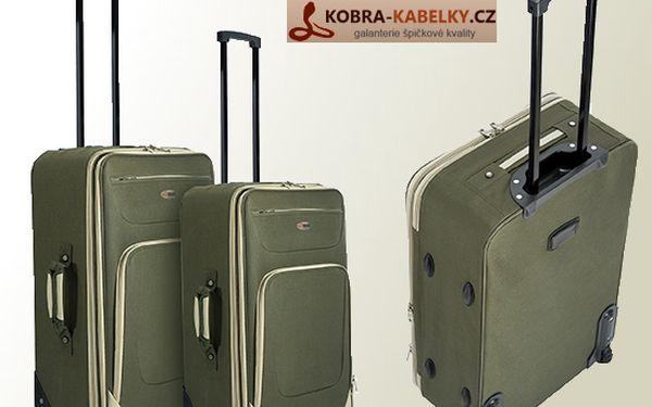 500 Kč za slevový kupon v hodnotě 1000 Kč na cestovní kufr