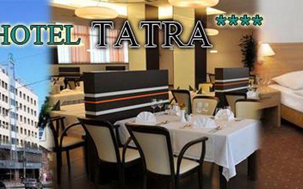 Užij si parádní víkend ve 4 hvězdičkovém hotelu Tatra v Bratislavě s báječnou 52% slevou! Jen za 2.799,- Kč Tě čeká perfektní relax pro 2 v hlavním městě Slovenska.