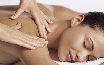Relaxujte a uvolněte své tělo za bezva cenu! Pouhých 600 Kč za balíček 4 x 30 minut masáží! Kvalitní a profesionální masáž zad Vás dovede k relaxaci, navodí pocit pohody a dokáže dát Vašemu tělu nový náboj! To vše s 50% slevou!!