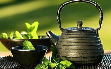 Dva prvotřídní čaje a osvěžující zmzlinový pohár v Čajovně Metamorfóza za nečekanou cenu!