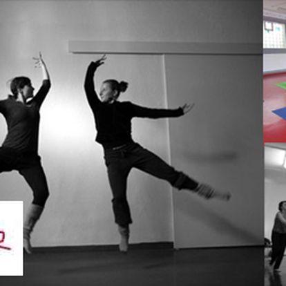 Nabízíme Vám permanentku na 5 lekcí do tanečního prostoru Kredance o.s. za úžasnou cenu 299Kč!!! Přijďte si protáhnout tělo s námi a užít si přitom spoustu zábavy!