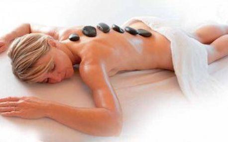 Jen 399 Kč za 60 minutovou masáž lávovými kameny s aromaterapií, muzikoterapií a thajskou masáž nohou! Relaxujte s 53% primaslevou!