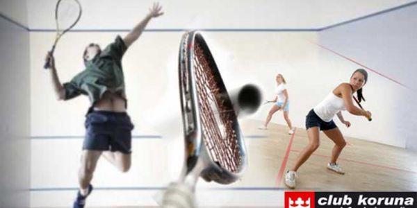Nejlevnější squash v Olomouci!!! Hodina squashe za 120 Kč v jednom z klimatizovaných kurtů v Clubu Koruna. Přijďte si vychutnat požitek ze hry.