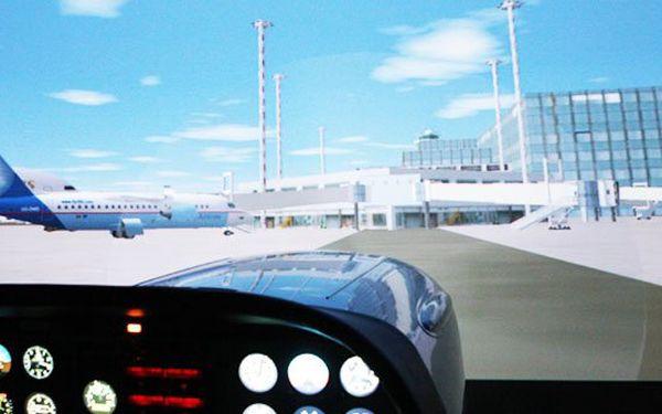 75 minut létání na leteckém profesionálním trenažeru na letišti v Praze. Staňte se piloty akrobatického letadla a vyzkoušejte si simulaci letů v různých terénech za různého počasí, od jednoduchého letu až po akrobatické sestavy se slevou 49%!