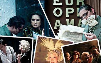 Vyberte si ze tří představení v Divadle Reduta a prožijte báječný kulturní večer! Vstupenka pro dvě osoby za 210 Kč a k tomu skvělé herecké výkony.