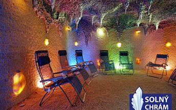 SOLNÝ CHRÁM - Solná jeskyně Letňany