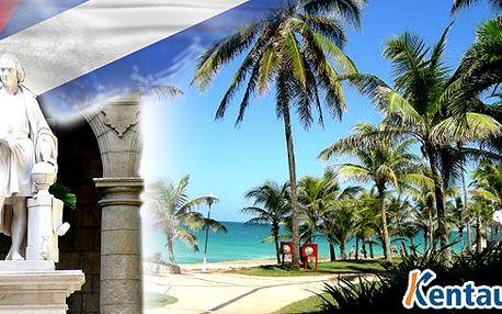 Skvělá šance na zakoupení zájezdu do opravdového ráje na Zemi - zájezd na Kubu. 3 noci v Havaně a 7 nocí na Varaderu. Nabídka platí pouze pro 2 kupující!