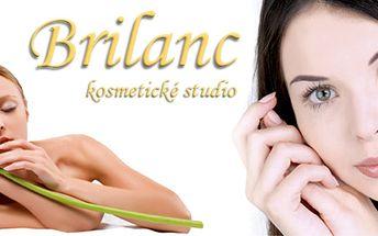 Kosmetické ošetření - regenerace a pročištění ve Studiu Brilance za pouhých 248 Kč
