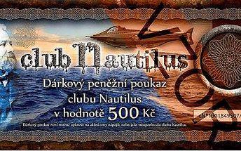 Další hafosleva pro město Hodonín!! Slevový kupon vhodnotě 500kč za pouhých 299 kč, za který si můžete dopřát na co si vzpomenete v nově zrekonstruovaném disco baruNautilusa to jen pro Vás!!