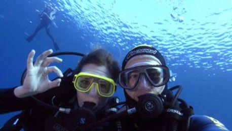 Jen 4490 Kč za kurz potápění včetně certifikátu IANTD! Splňte si sen a staňte se potápěčem s 35% primaslevou!