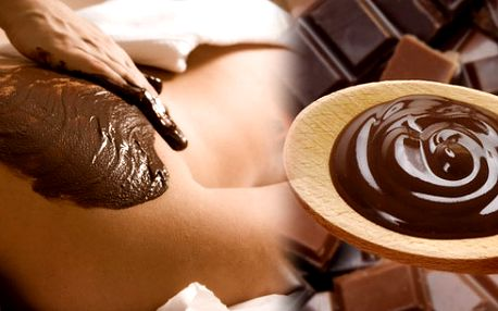 Vyzkoušeli jste již čokoládovou masáž - královnu mezi masážemi? Pokud ne máte jedinečnou možnost za výhodnou cenu!