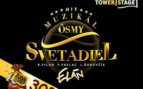 Exkluzívne prvých 88 lístkov na nový hit! Muzikál ÔSMY SVETADIEL teraz len u nás za 18,90 €...