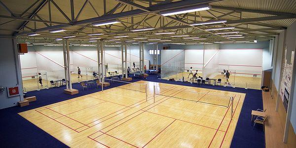 99 Kč za hodinu Badmintonu nebo Squashe v původní hodnotě 240 Kč